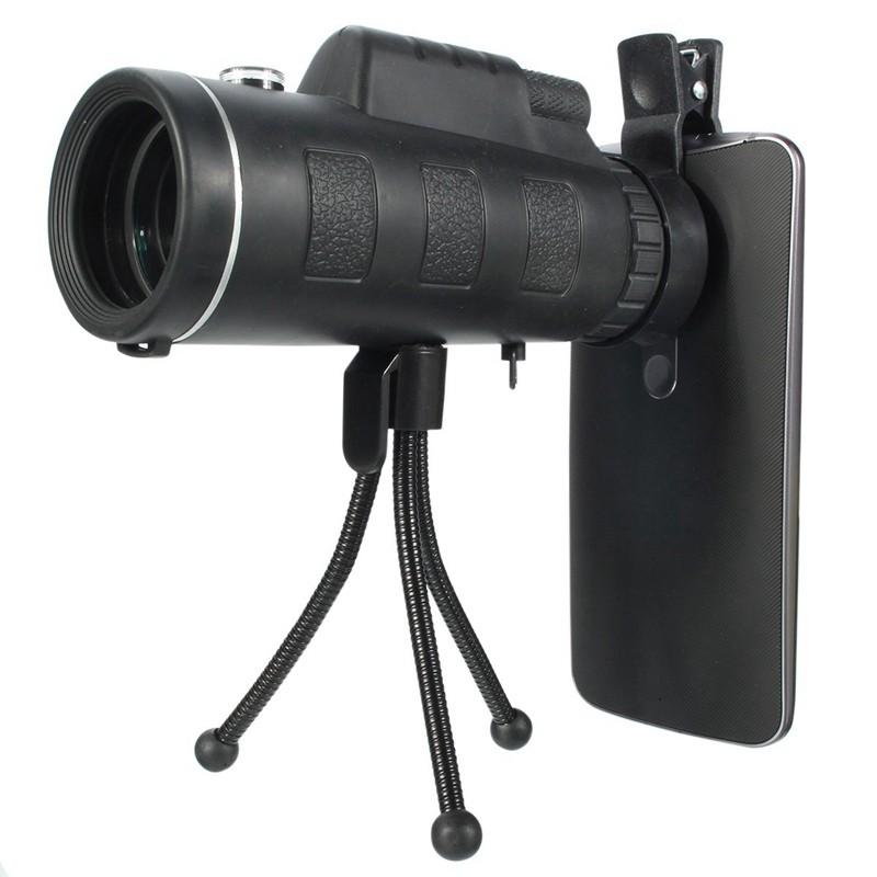 Монокуляр Telescope с подставкой для телефона