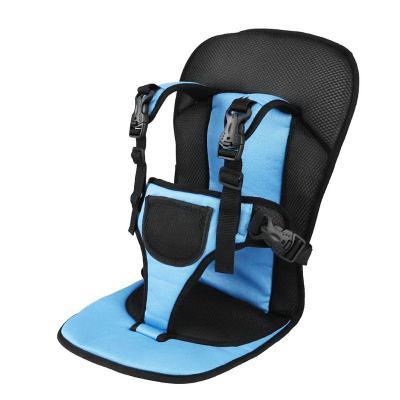 Детское автокресло Multi Function Car Cushion, синий