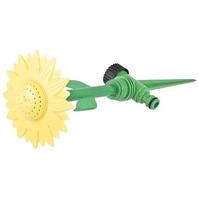 Разбрызгиватель для полива огорода - Подсолнух