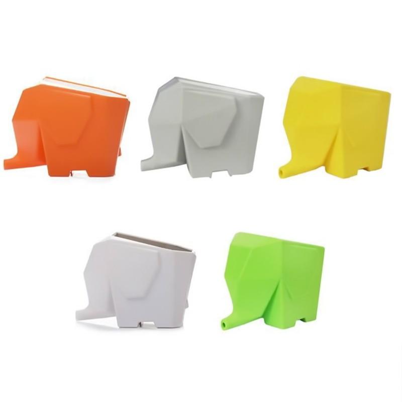 Органайзер для столовых приборов в форме слон...