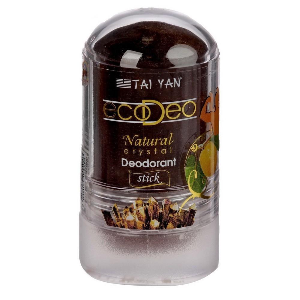 Дезодорант-кристалл EcoDeo стик с Лакучей (му...