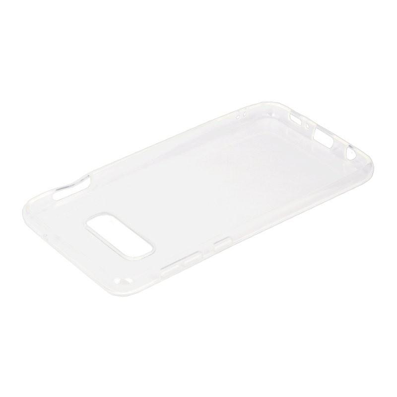 Силиконовый чехол «LP» для Samsung Galaxy S10e TPU (прозрачный/европакет)