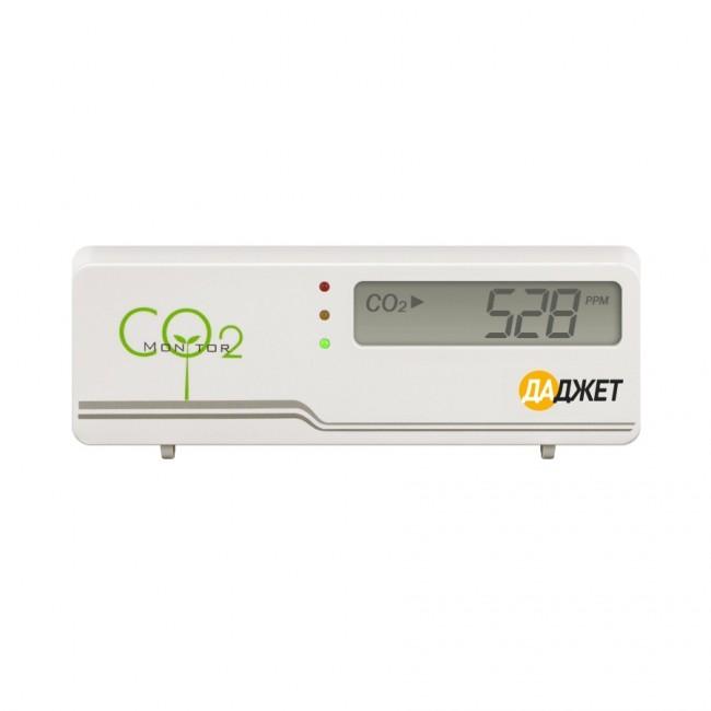 Детектор углекислого газа со звуковым сигнало...