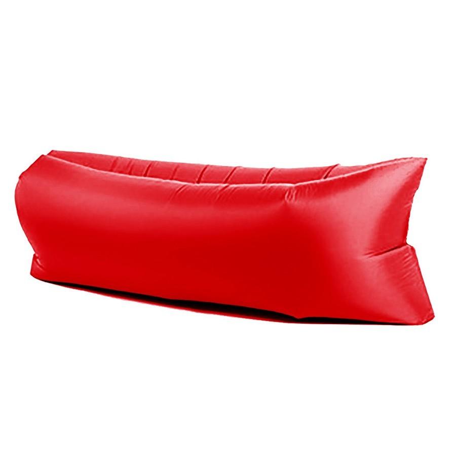 Надувной диван Биван - гамак Ламзак, красныйРазное для туриста<br>Кто не мечтал о мягком роскошном диване на даче или на природе, где приходится отдыхать на ковриках? Благодаря революционному надувному дивану «Биван» - гамаку «Ламзак», ваша мечта воплотится в реальность. Уникальное в своем роде изделие легко помещается в сумке, а чтобы надуть диван вы потратите всего 15 секунд! Подходит не только для отдыха на природе, но и внесет креативность в ваш дом!<br>