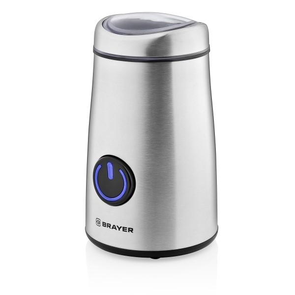 Кофемолка Brayer BR1184, 50 г., импульсный режим