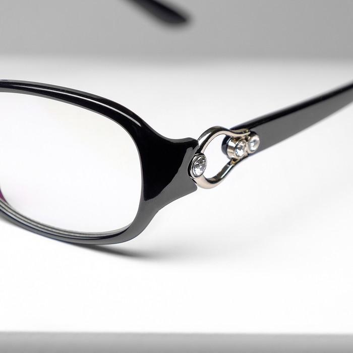 Компьютерные очки, цвет чёрный