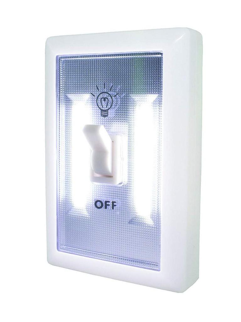 Настенный LED светильник с тумблером