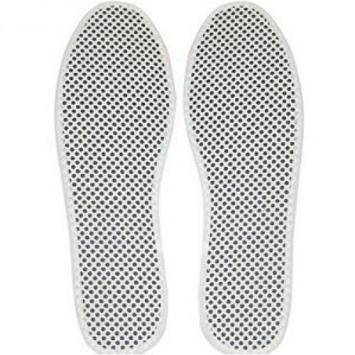 Стельки турмалиновые, размер 36Магнито-массажные стельки<br>Ваши стопы ежедневно получают большую нагрузку? Тяжелая физическая работа делает вас обессиленными к вечеру? Боль и воспаления  в мышцах ног или суставов все чаще и чаще тревожат вас? Это – не повод постоянно использовать дорогостоящие аптечные мази. Вам помогут революционные турмалиновые стельки, которые в интернет магазине Мелеон можно купить по суперцене!<br>