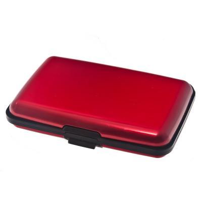 Умный кошелек 2 в 1 (кошелек, зарядное устройство), красный