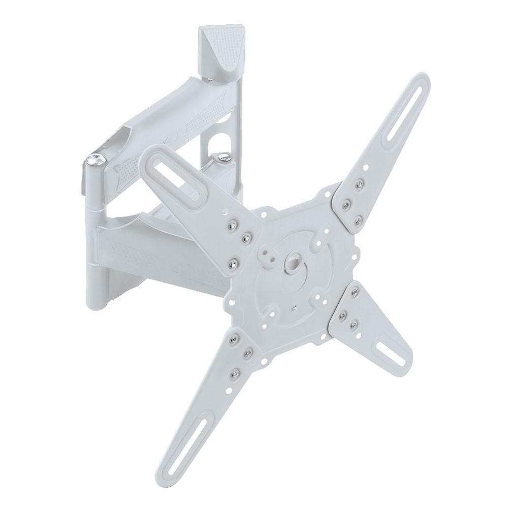 Кронштейн Kromax 40-ATLANTIS ATLANTIS-40 whiteКронштейны<br>Kromax Atlantis-40 - это настенный наклонно-поворотный кронштейн для установки и монтажа вашего ТВ.<br>