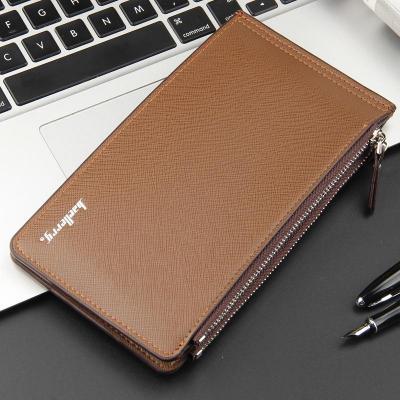 Картхолдер Baellerry (портмоне для хранения карт, визиток), коричневый