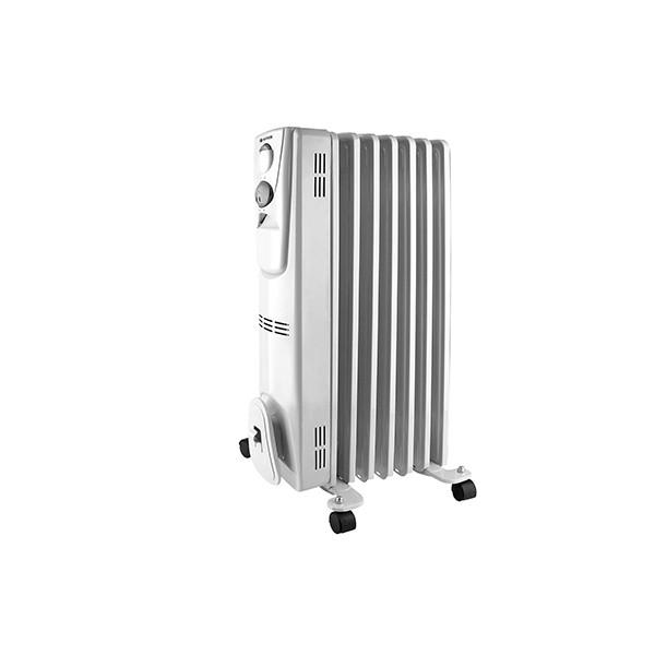 Радиатор Vitek на 9 секций VT-2127(W)Радиаторы и обогреватели<br>Обогреватель Vitek VT-2127 W пригодится в каждом доме. Он позволит создать атмосферу тепла и комфорта. За счет оптимальной мощности устройство отлично справится с поставленными задачами.<br>