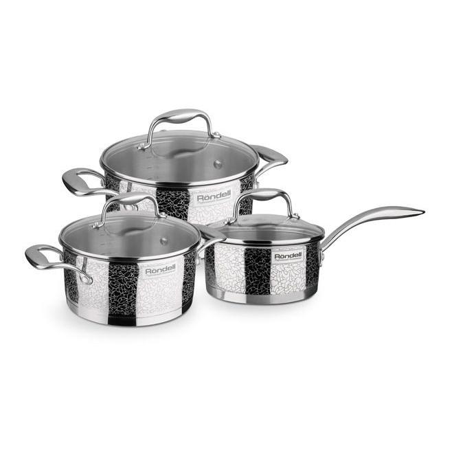 Набор посуды 6 пр. Rondell Vintage 379RDS RDS-379
