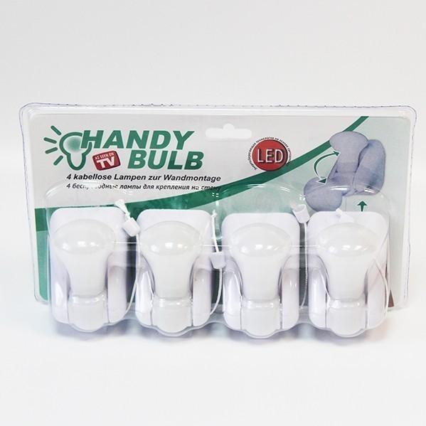 Беспроводные светодиодные лампы Handy Bulb - 4 шт от MELEON