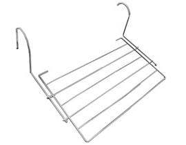 Сушилка для белья Волжаночка СБ-300 на батарею ЭЛИТ 3,0 м (белая)