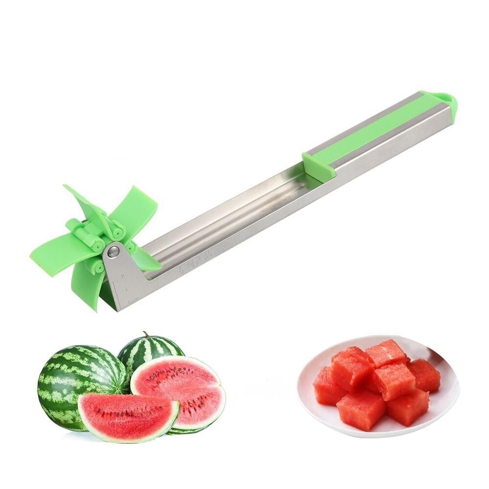 Нож для нарезки арбуза кубиками