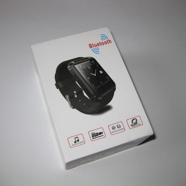 Умные часы smartwatch U8 - черный от MELEON