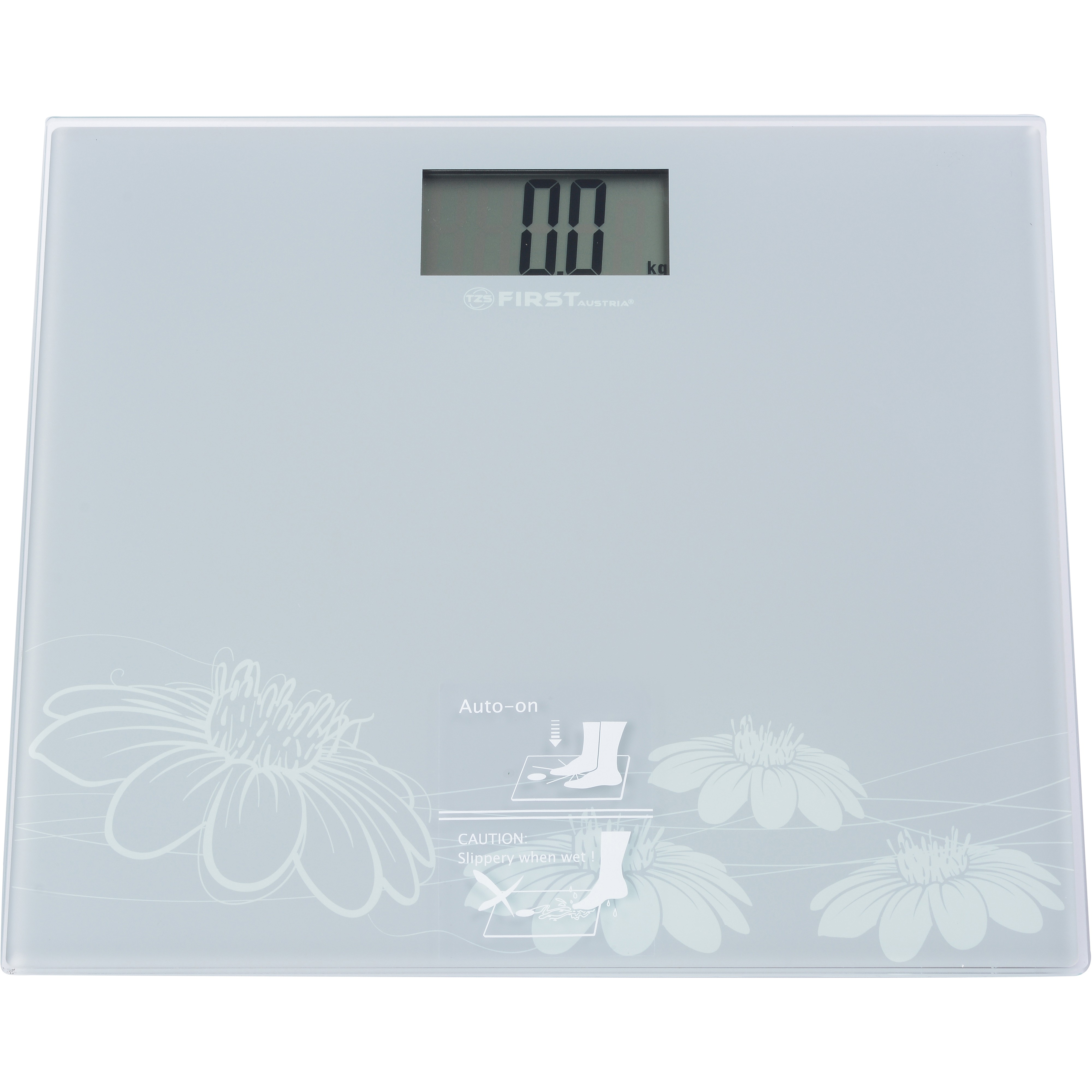 Весы напольные FIRST 8015-2-GR