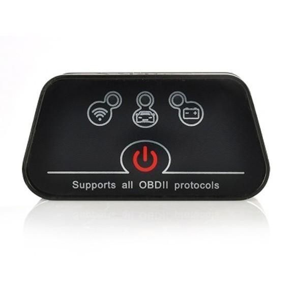 Адаптер ELM Wi-Fi микро - Apple, AndroidУстройства для диагностики<br>А Вы знаете, что на экране любимого гаджета можно видеть действующие параметры автомобиля, которые говорят о безопасности Вас и Вашей семьи?<br>