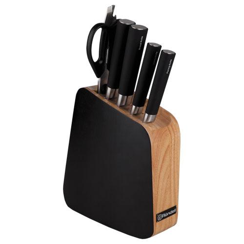 Набор кухонных ножей 5 предметов Balestra Rondell RD-484