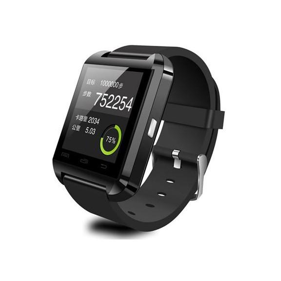 Универсальные Bluetooth часы WT60 - черныеУмные Smart часы<br>Универсальные Bluetooth часы WT60 – это новинка на рынке современных технологий, которая пленила сердца любителей ультрамодных девайсов! Это не просто часы, а уникальный механизм с функцией ответа на звонки, прослушивания музыки, шагомера, секундомера и много другого.<br>