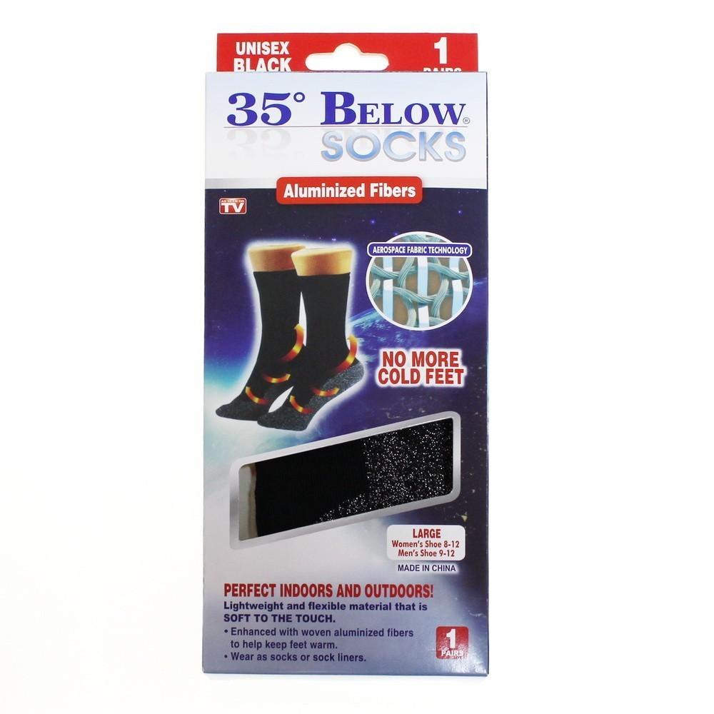 Термоноски Below Socks