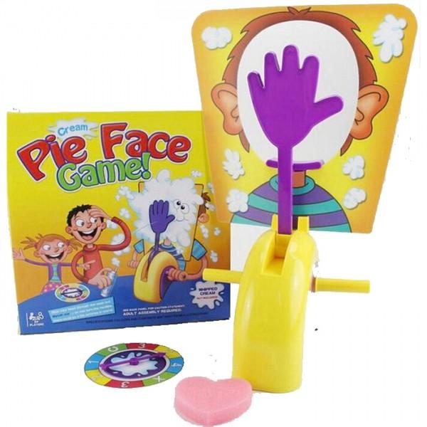 Пирог в лицо - детская игра рулетка от MELEON