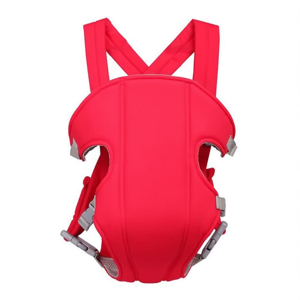 Купить Рюкзак кенгуру для переноски детей Willbaby Carrier, красный, Для самых маленьких