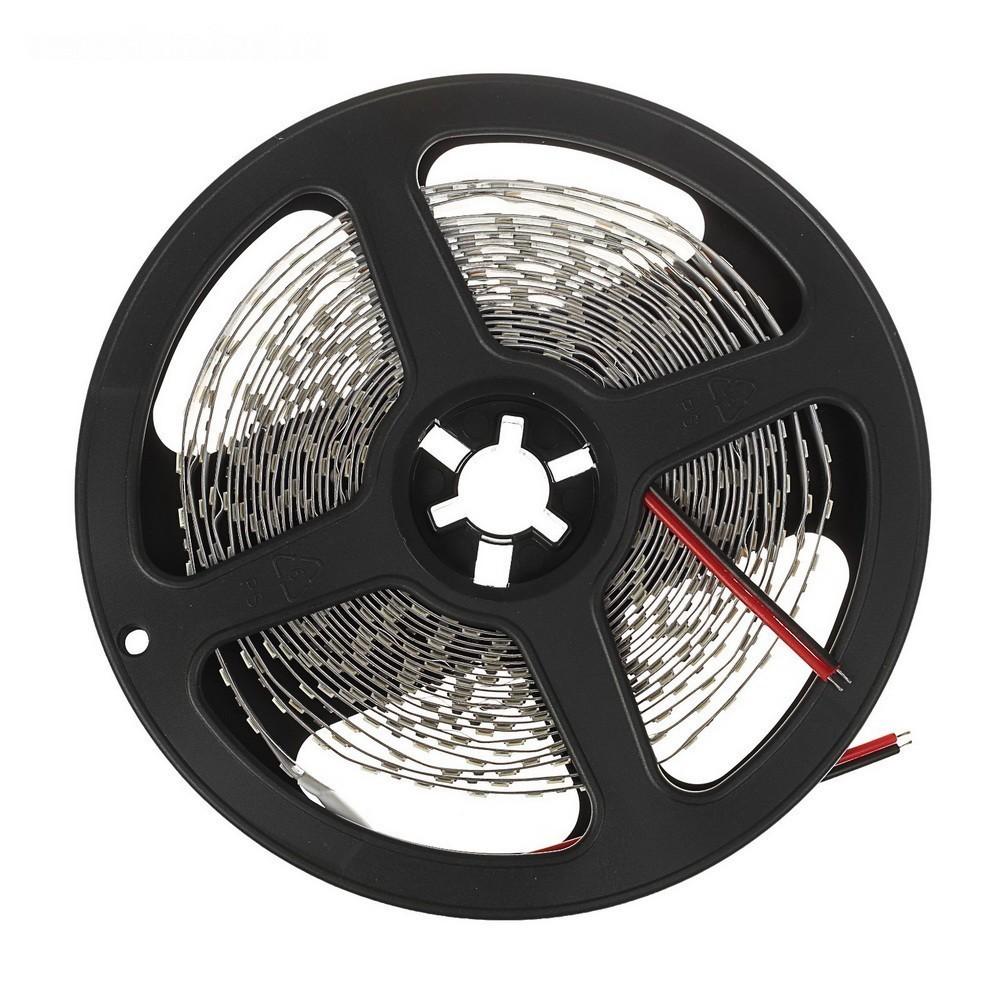 Светодиодная лента, 5 м, 120 LED, белый, Белый тепло
