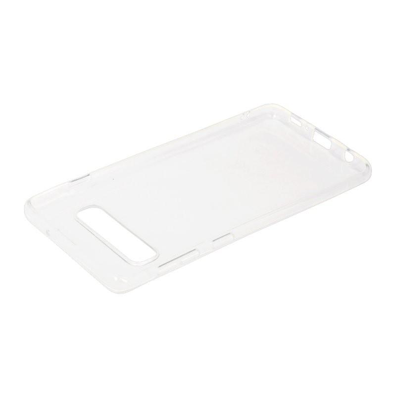 Силиконовый чехол «LP» для Samsung Galaxy S10 TPU (прозрачный/европакет)