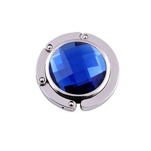 Крючок для сумки Jessie синий