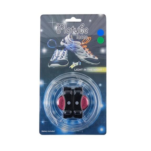 Шнурки с LED подсветкой (цвет розовый)Остальные игрушки<br>Хотите выглядеть максимально ярко и стильно? Скорее покупайте шнурки с LED подсветкой, который подчеркнут ваш характер и чувство стиля. Окружающие будут удивлены!<br>