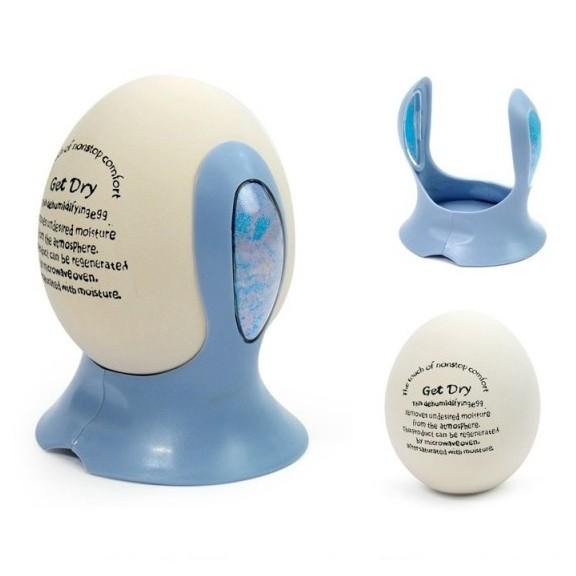 Влагопоглощающее яйцо - осушитель воздуха