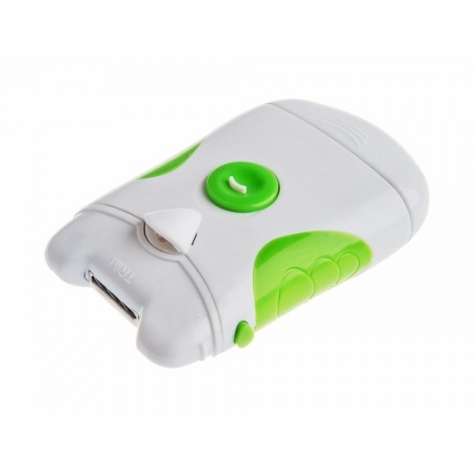 Электрический триммер для ногтей Roto ClipperМаникюрно-педикюрные наборы<br>Как придать ногтям естественную красоту без растрат времени и денег? Благодаря революционному электрическому тримеру для ногтей Roto Cliper, вы сможете стать настоящим профессионалом! Ногти станут своеобразной визитной карточкой для вас!<br>