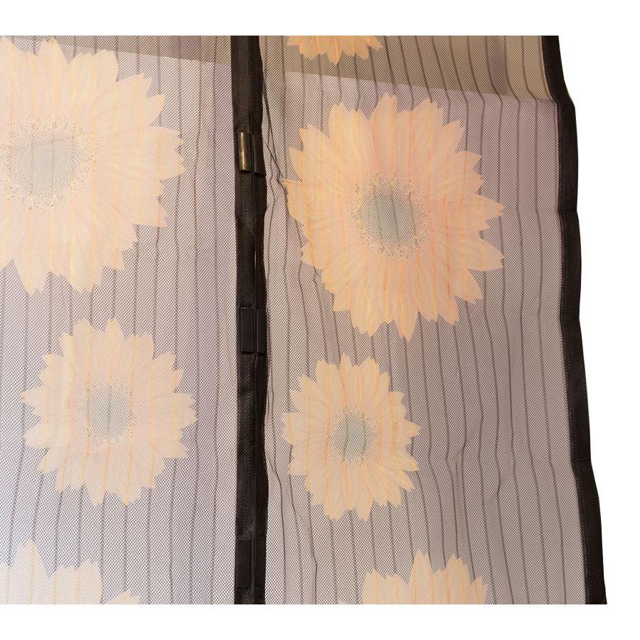 Москитная сетка с подсолнухами - Magic Mesh Sunflower, 18 магнитовАнтимоскитные шторки<br>Комары и другие насекомые не дают вам возможности наслаждаться комфортом в домике на даче? Вам поможет революционная москитная сетка с подсолнухами - Magic Mesh Sunflower, 18 магнитов! Теперь вы забудете о надоедливых непрошенных гостях, их укусах и других неприятностях! Цена на изобретение приятно удивит вас в интернет магазине Мелеон!<br>