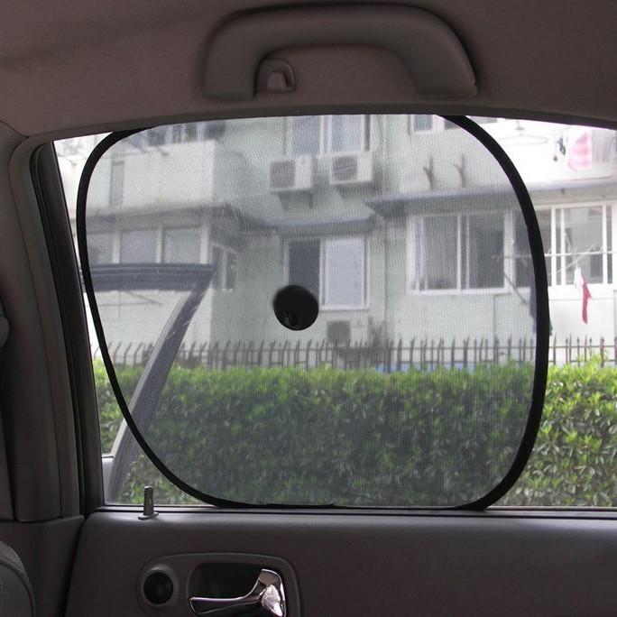 Экран солнцезащитный на боковое стекло Phantom, 2 шт, 36x44 см от MELEON