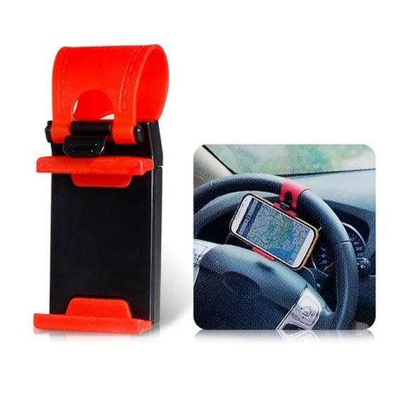 Держатель для телефона на руль авто - регулируемый от MELEON