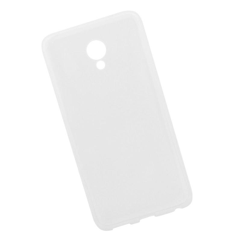 Силиконовый чехол «LP» для Meizu M5 note TPU (прозрачный) европакет