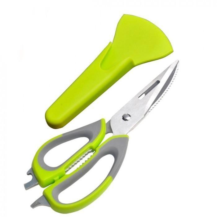 Кухонные ножницы мультитул Mighty Shears