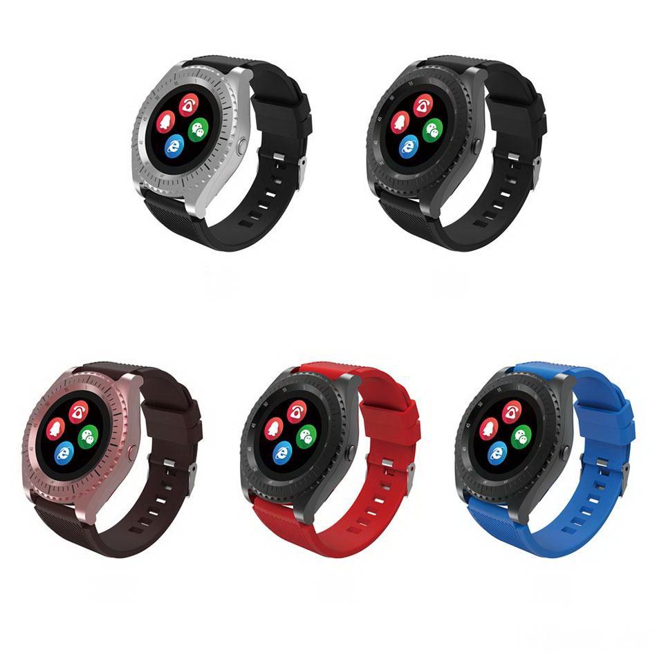 Умные часы Smart Watch Fitness Smart Bracelet - Z3, Золото фото