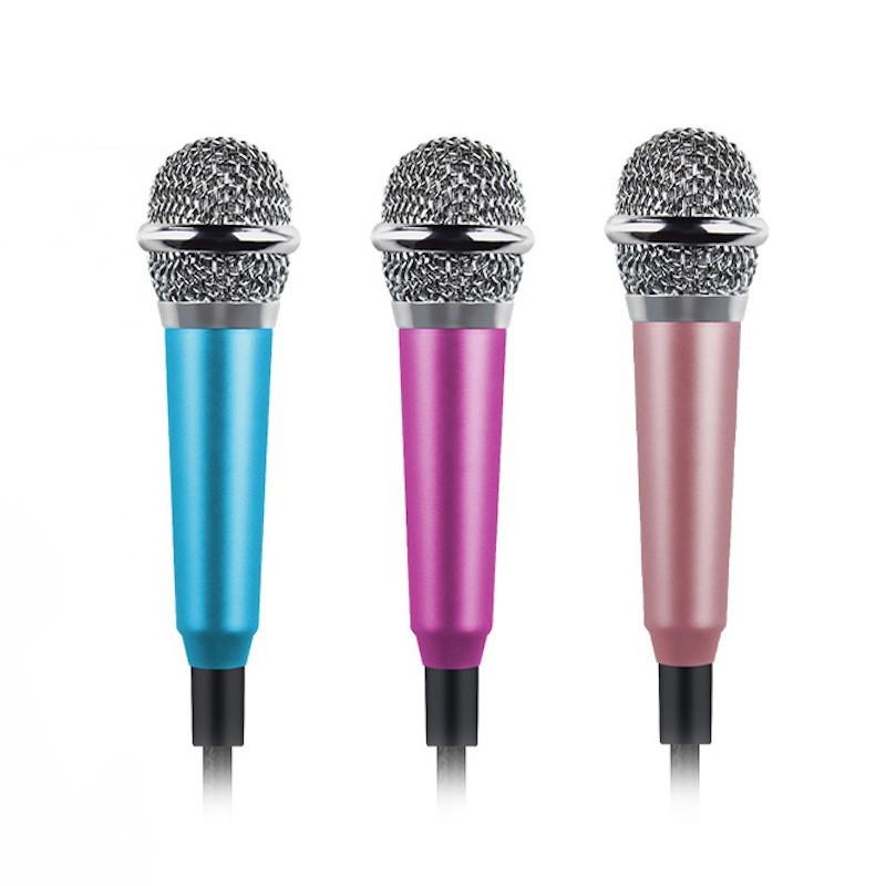 Мини микрофон для записи и караоке на смартфонеОстальные гаджеты<br>Любите петь? Часто записываете шедевры и публикуете их в интернете или же просто демонстрируете свои таланты близким людям? Мини микрофон для записи и караоке на смартфоне. Аксессуар позволит вам заниматься любимым делом в любых условиях!<br>