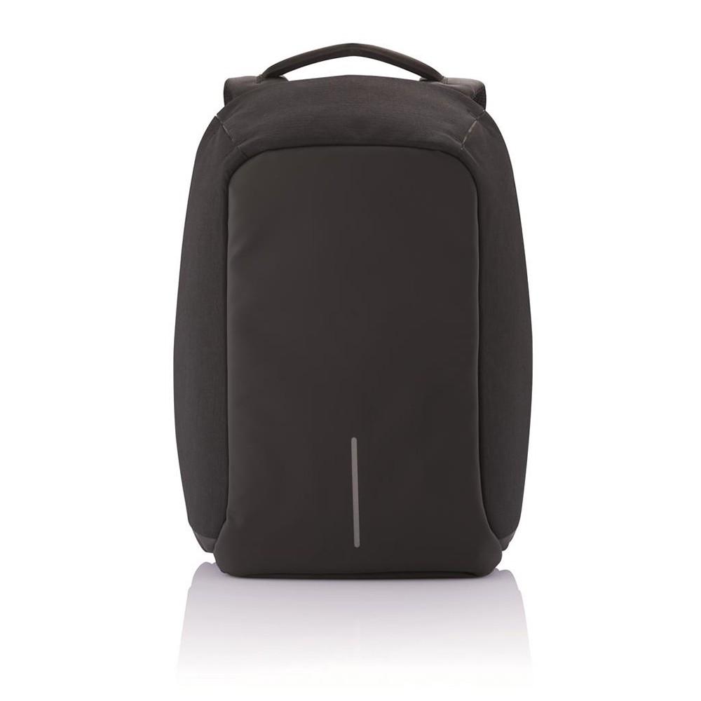 Рюкзак для ноутбука до 15д XD Design Bobby, черный с серой подкладкой