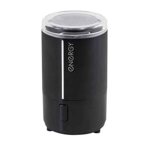 Кофемолка ENERGY EN-107, 152474 черная