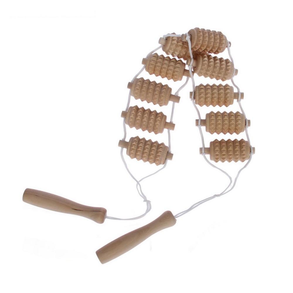 Массажер роликовый, универсальный зубчатыйЧесалки для спины<br>Как обеспечить своей спине приятный расслабляющий массаж без посторонней помощи за пару минут? Вам поможет универсальный шариковый массажер зубчатый, который использовать очень удобно.<br>