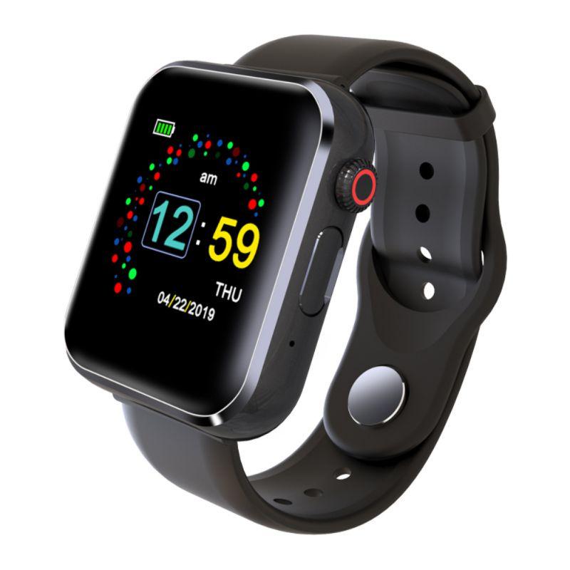 Умные часы Smart watch KY001, чёрный фото