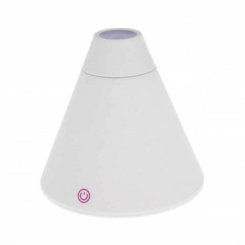Ультразвуковой увлажнитель воздуха — Фудзияма, белый