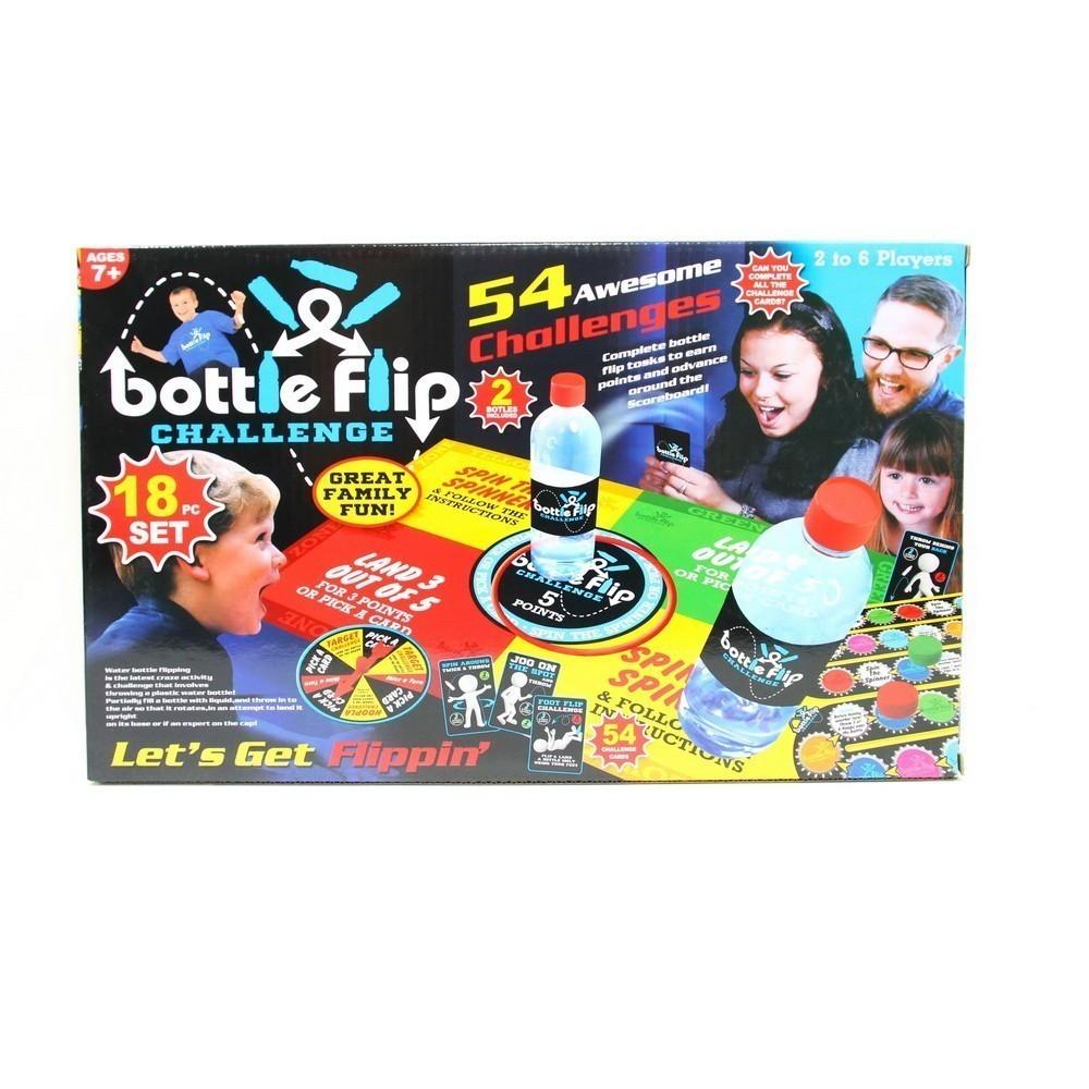 Игра настольная - Bottle Flip Challenge фото