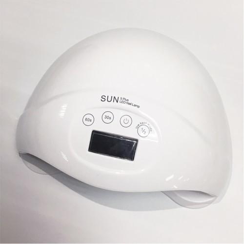 Гибридная лампа SUN-5 48W UV/LED для сушки гель-лака с дисплеем