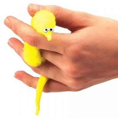 Волшебный червячок Magic Worm (Пушистик Байла) от MELEON