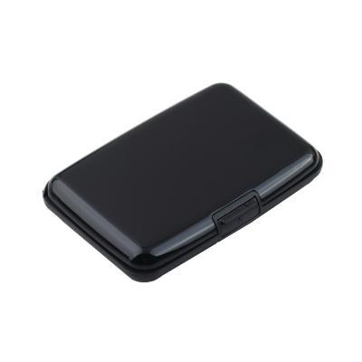 Умный кошелек 2 в 1 (кошелек, зарядное устройство), черный